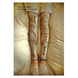 Lhiannan:Shee/medical corset leggings.
